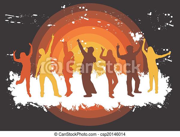 partido, pessoas - csp20146014