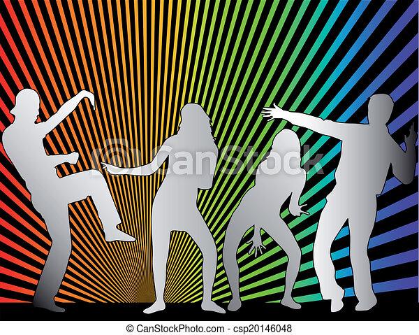 partido, pessoas - csp20146048