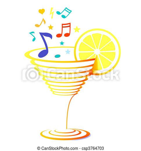 Partition cocktail dessins rechercher clipart illustrations et images graphiques - Dessin cocktail ...