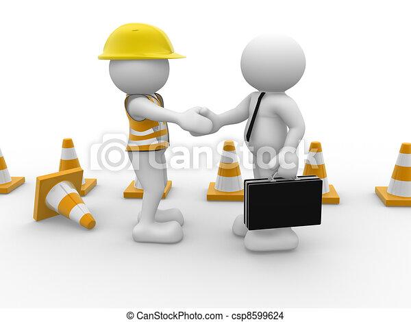 Partners - csp8599624
