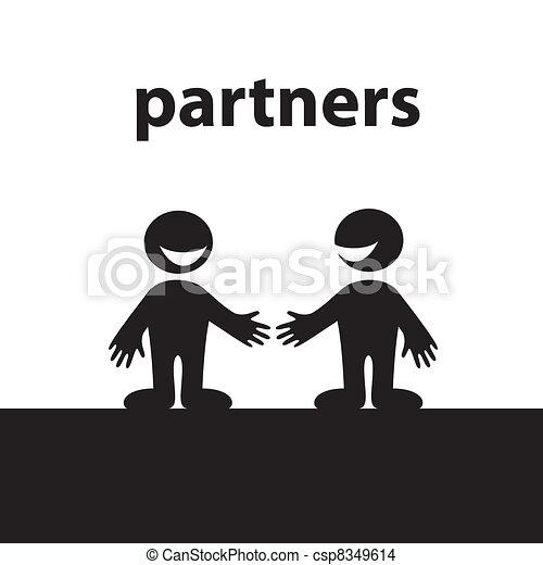 partners - csp8349614