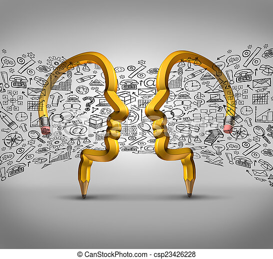 Partnership Ideas - csp23426228