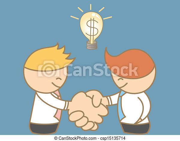 partnership - csp15135714