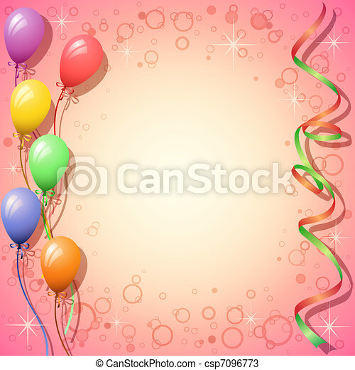 Party Background - csp7096773