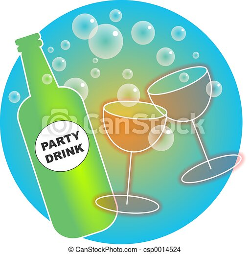 Party Drinks - csp0014524