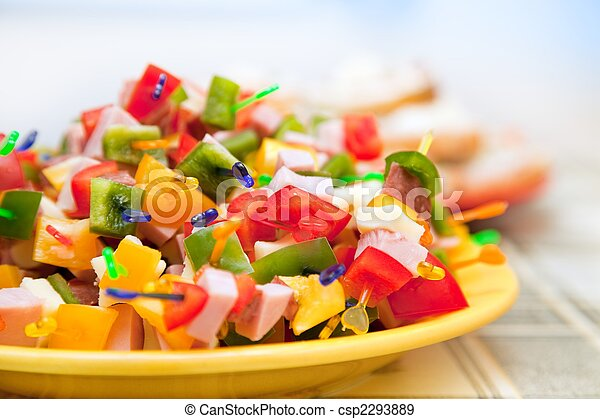 Party food - csp2293889