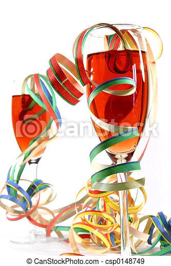 party, getränk - csp0148749
