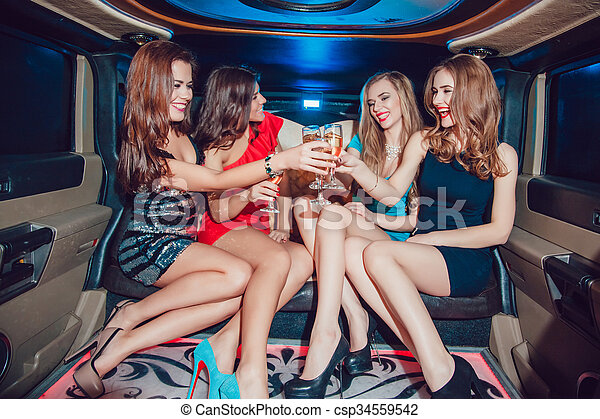 sexy girls party