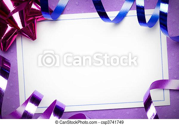Party invite - csp3741749