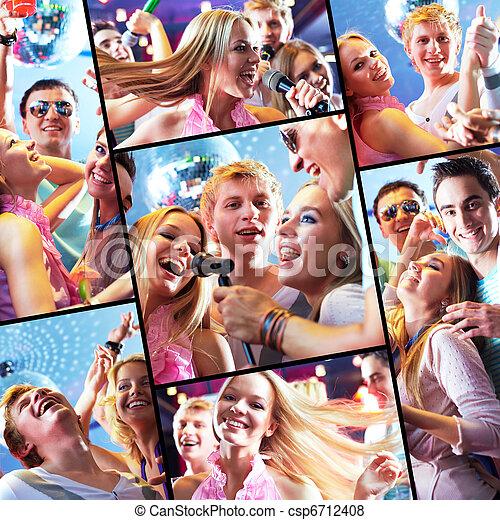 party, kühl - csp6712408