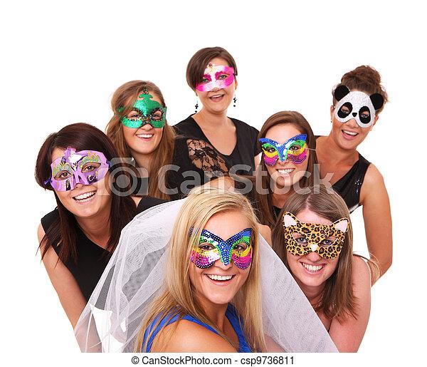 Partygirls - csp9736811