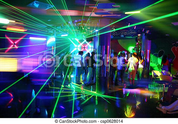 party, musik, disko - csp0628014