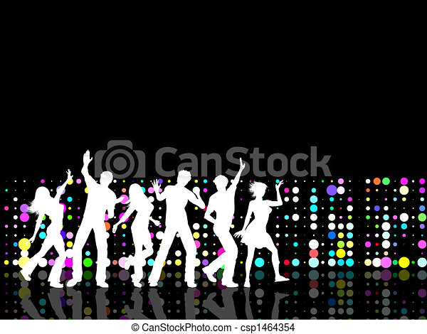 Party people - csp1464354