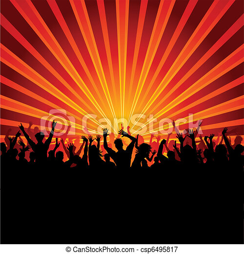 Party People - csp6495817