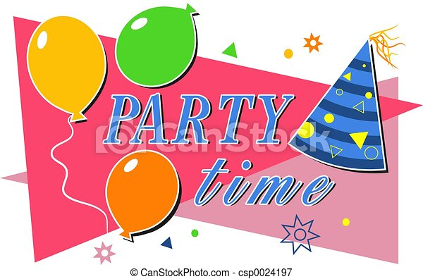 Party Time - csp0024197