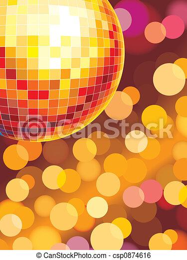 partylichter - csp0874616