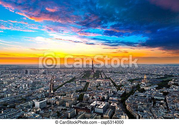 paryż, francja - csp5314000