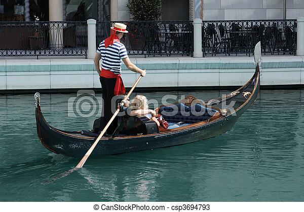 Gondola - csp3694793