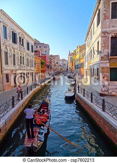Gondola - csp7602213