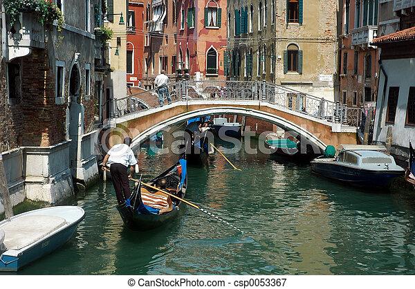 Gondola - csp0053367