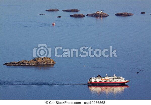 Passanger ship - csp10266568