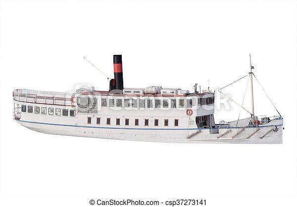 passanger ship - csp37273141