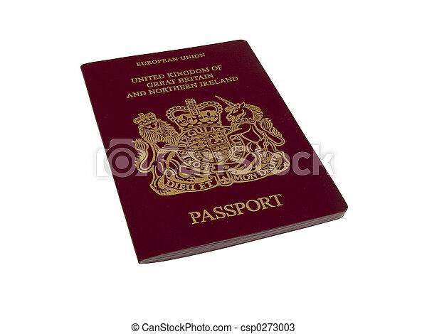 passaporte - csp0273003