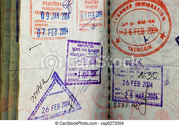 passaporte - csp0273004