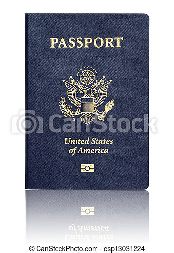 passaporte - csp13031224