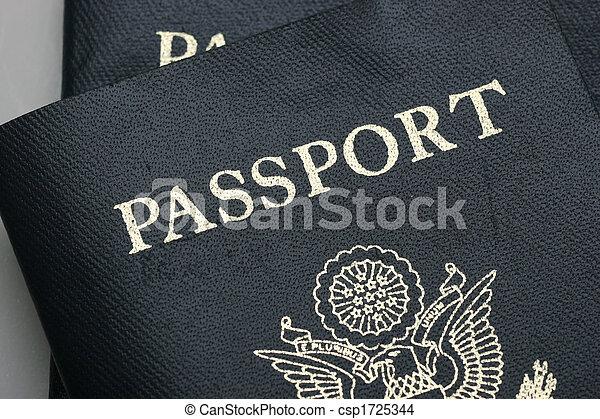 passaporte - csp1725344