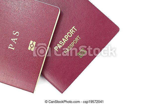 passaporte - csp19572041