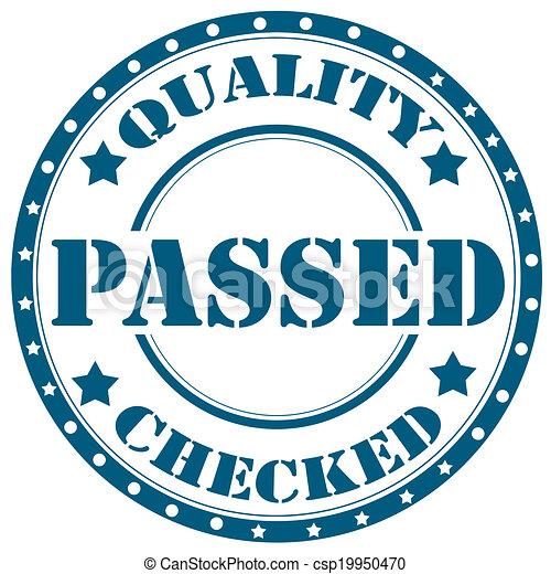 Passed-stamp - csp19950470