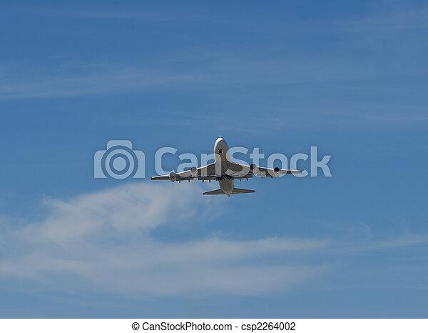 Passenger Jet - csp2264002