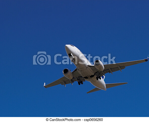 Passenger Jet - csp0656260