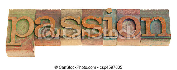 passion - csp4597805