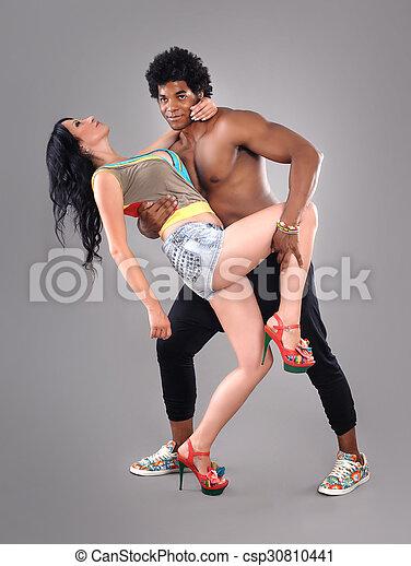 Passionate Couple Csp30810441