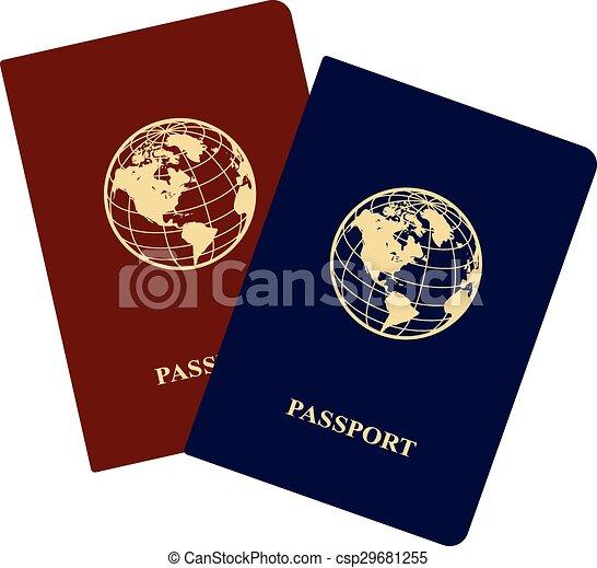 Passports - csp29681255
