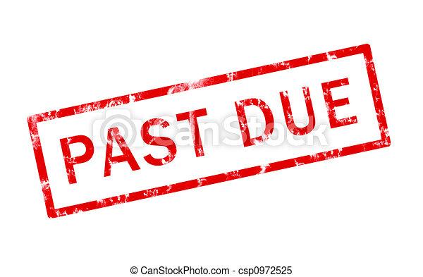Past Due - csp0972525