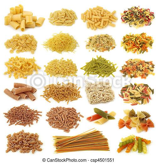 Pasta collection - csp4501551