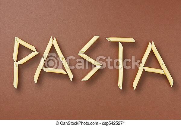 Pasta - csp5425271
