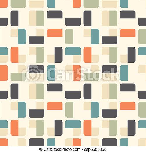 pastel, cuadrados - csp5588358
