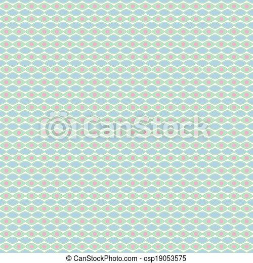 Bebé pastel diferentes patrones vectores sin costura - csp19053575