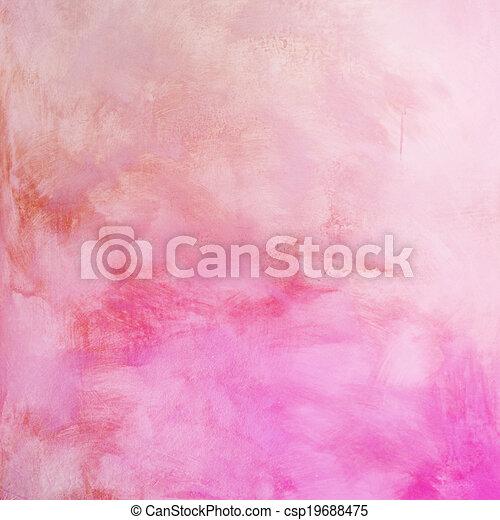 Pastel Pink Vintage Background