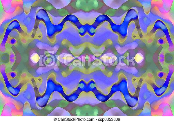 Pastel rhythm - csp0353809