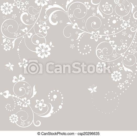 Tarjeta pastel de bodas - csp20296635