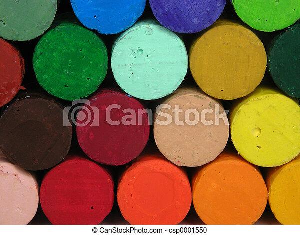 Pastels - csp0001550