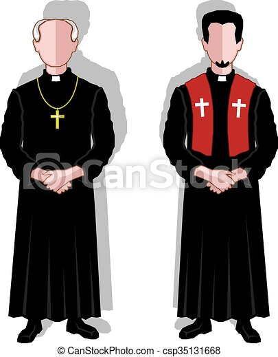 Pastor  - csp35131668