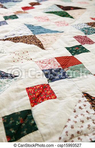 Patchwork Quilt - csp15993527