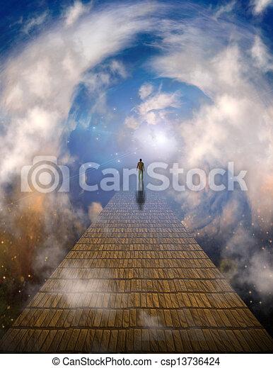 Path to light - csp13736424