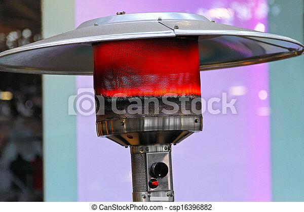 Patio heater - csp16396882